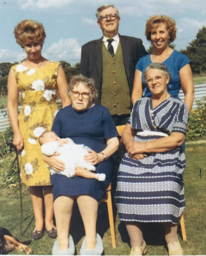 Big Harry and relatives